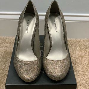 Sparkly Pumps Sole Society Pumps
